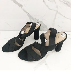 Ron White strappy heel sandals